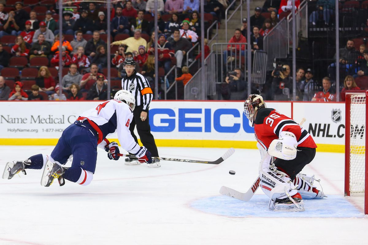 Might as well use a photo from what will likely be Ovechkin's biggest highlight this season.
