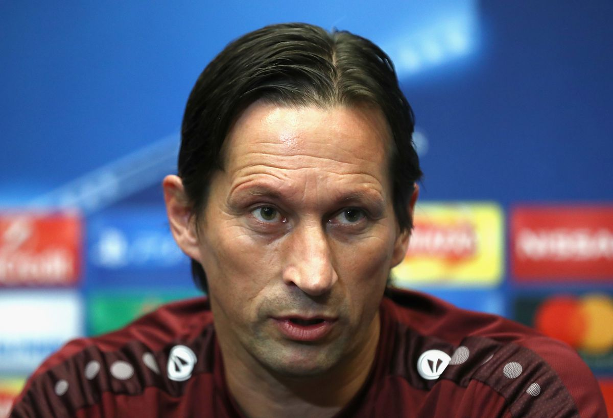 Bayer 04 Leverkusen Training Session and Press Conference