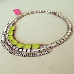 Clara Necklace, $252