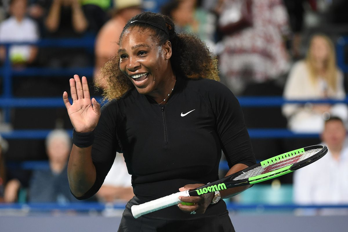 Serena Williams to make return to tennis next month
