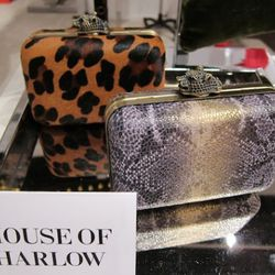 House of Harlow clutches, $195