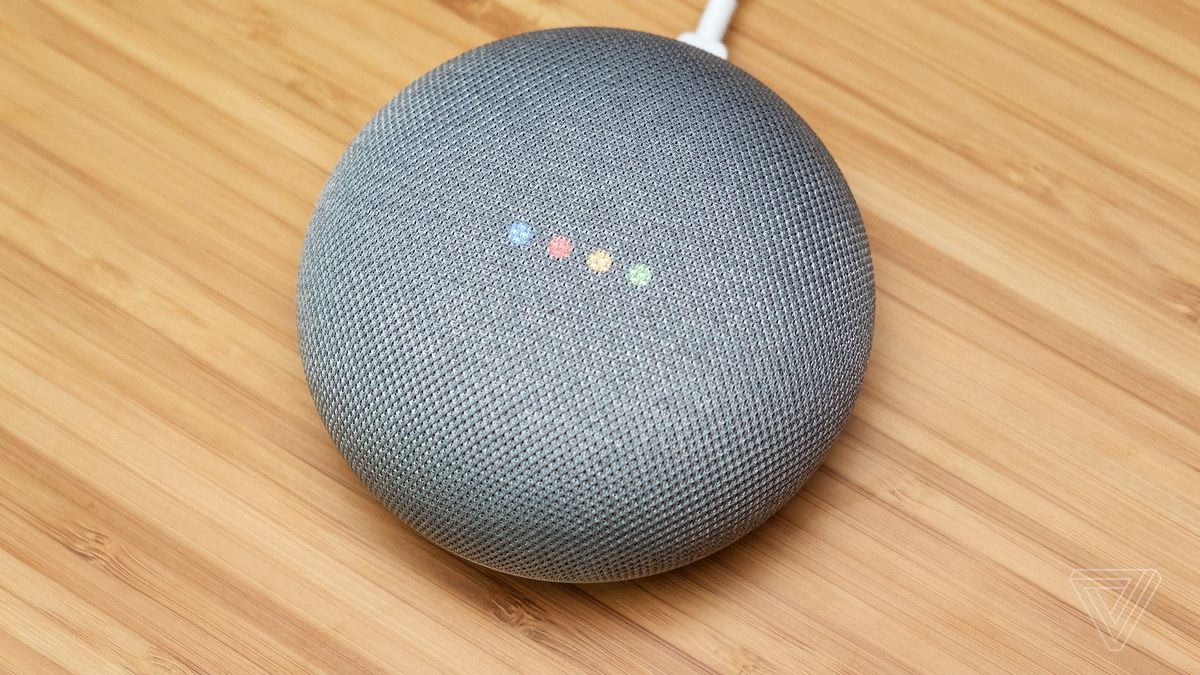 Google home mini review the verge for Google home mini