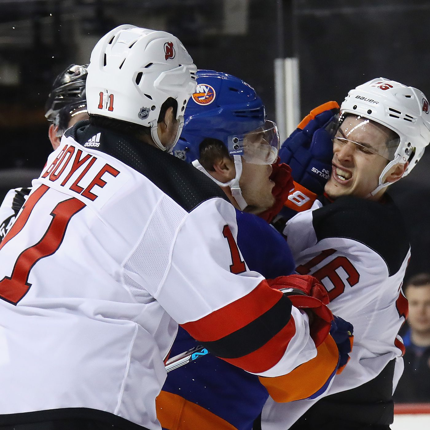 The New Jersey Devils Who Are and Are Not Waiver Exempt for 2018-19 - All  About The Jersey 9d0d57411