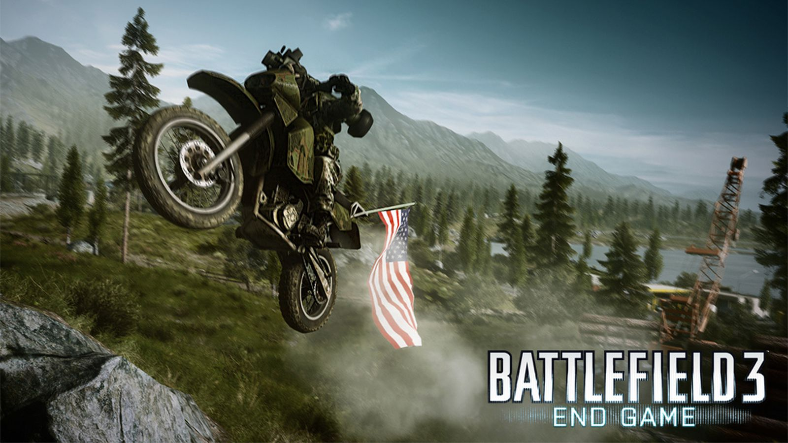 10 Passenger Vehicles >> Battlefield 3: End Game trailer shows war by land, air and ...