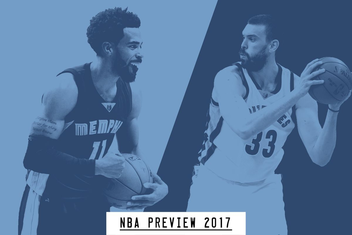 Mike Conley Jr. and Marc Gasol