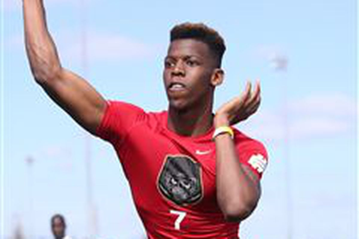 With 4-star QB N'Kosi Perry (pictured) and 3-star QB Cade Weldon committed, Miami is smart to turn down 5-star QB Tate Martell
