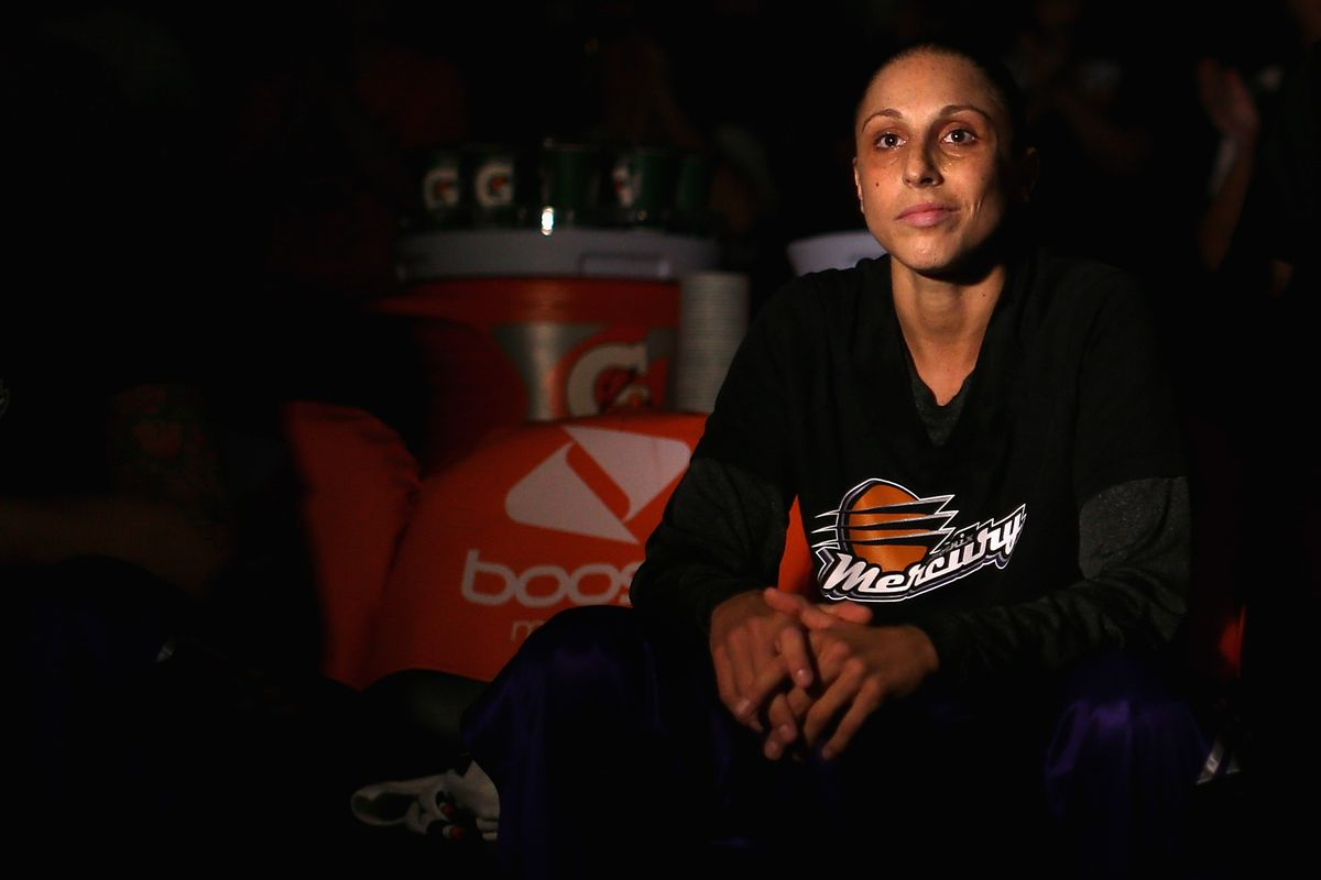 2014 WNBA Finals - Game Two