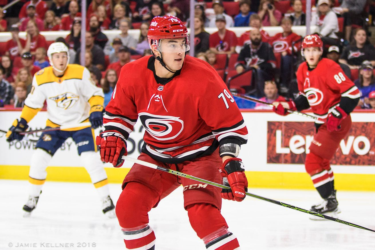 Carolina Hurricanes 2019 free agency preview part one: Identifying the holes