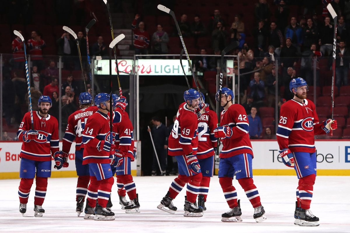 Montreal Canadiens Announce 2018 19 Pre Season Schedule Eyes On