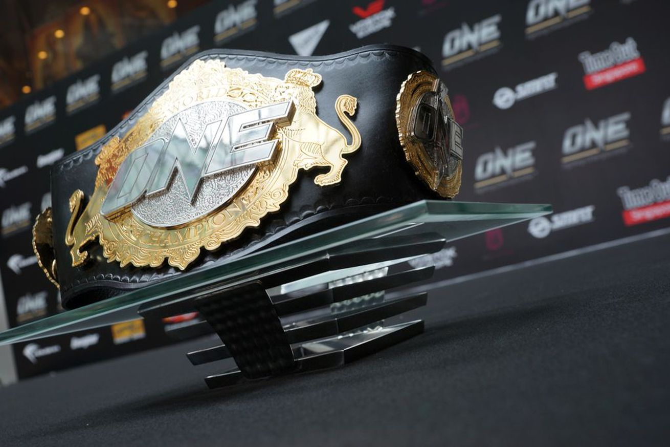 ONE Championship announces major equity investment
