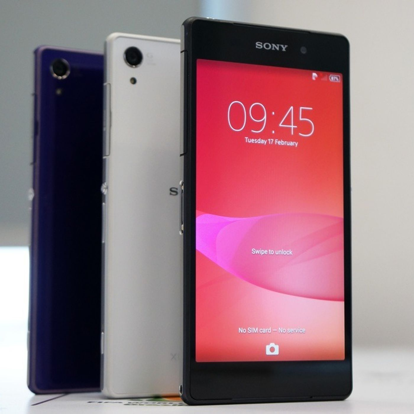 Sony s Xperia Z2 introduces a brilliant new display to the pany s flagship phone The Verge