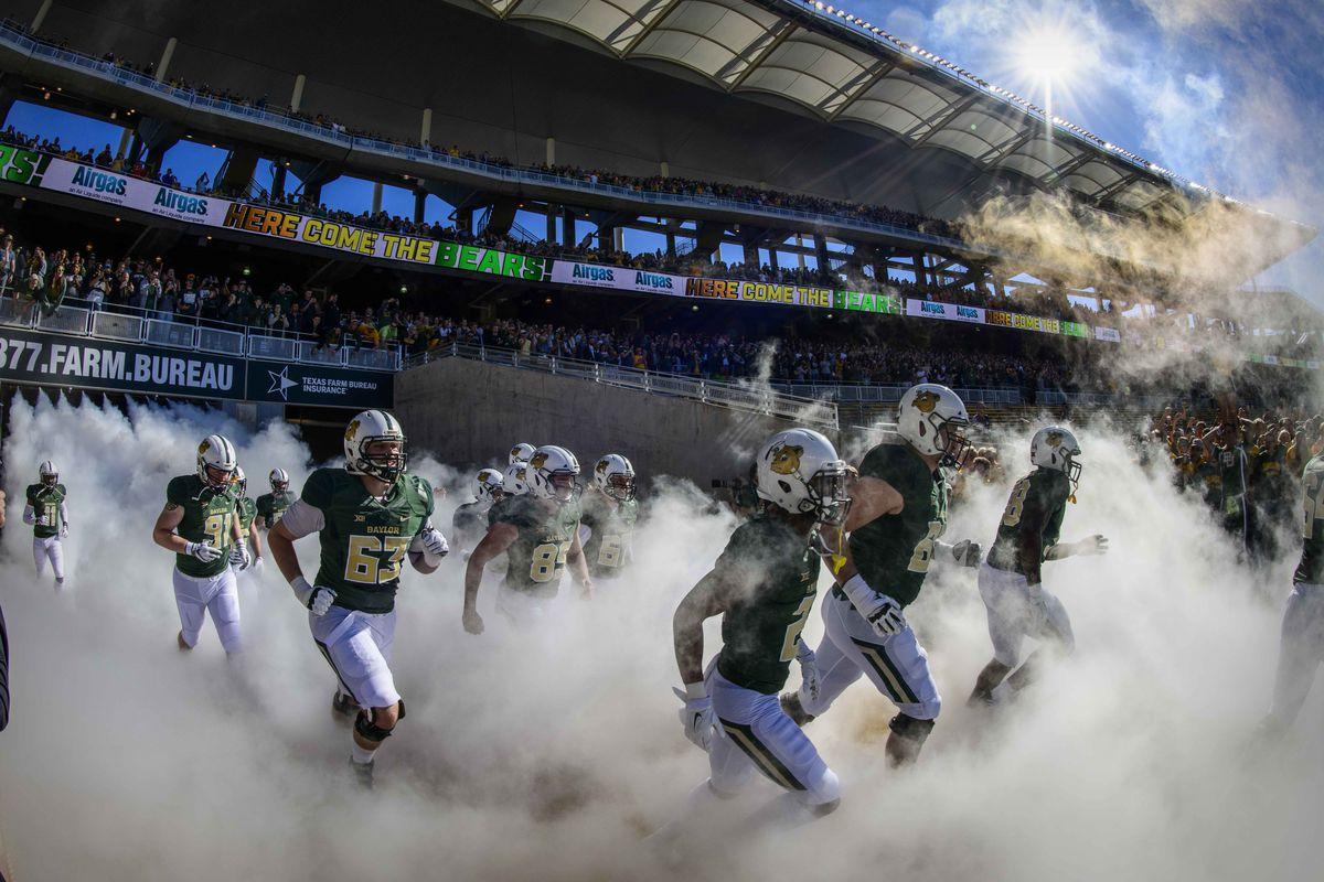 NCAA Football: Oklahoma State at Baylor