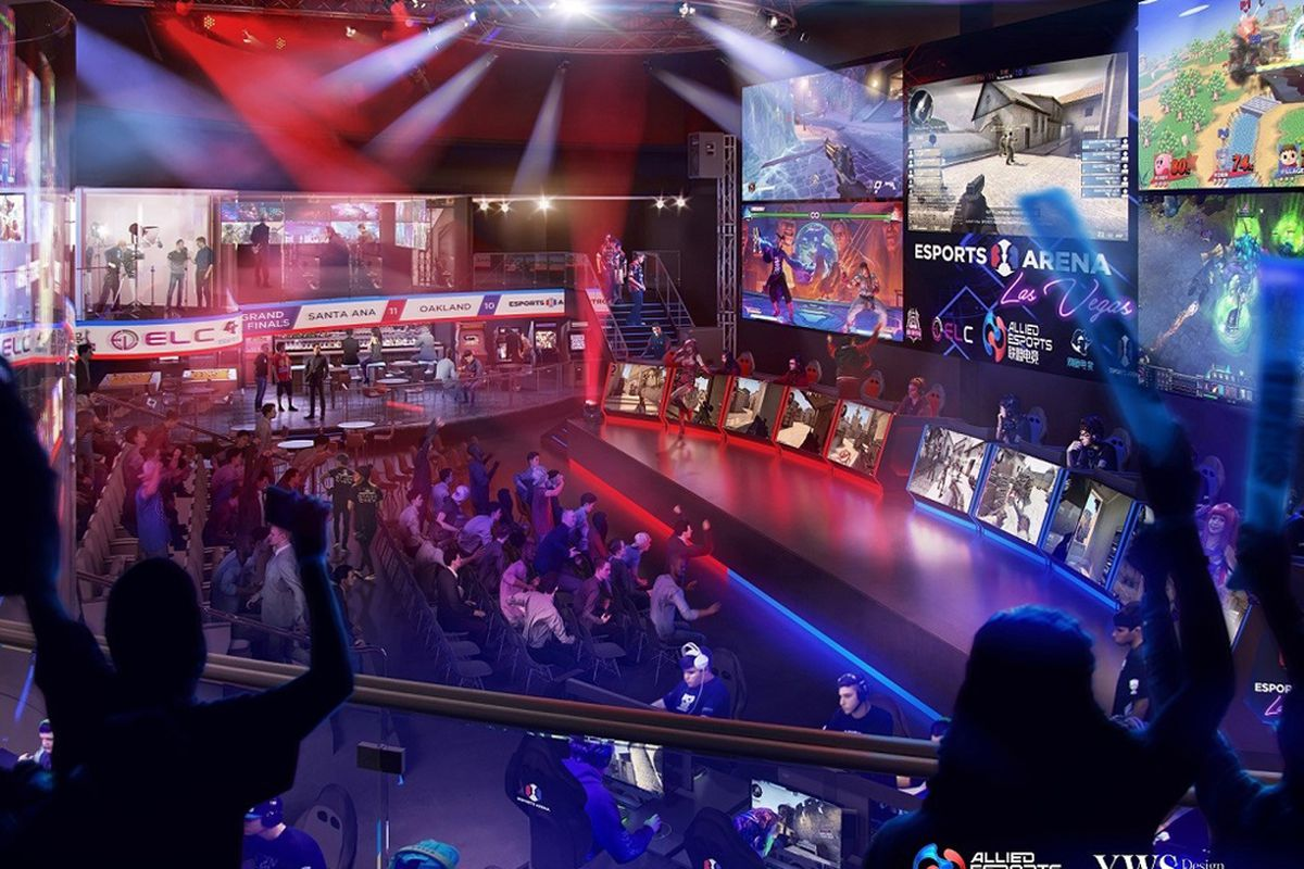 Restaurant And Bars Get Their Game On At Luxor Esports