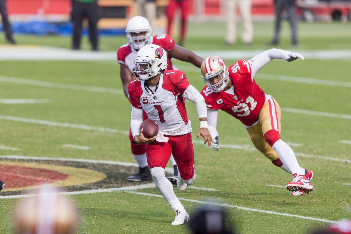 NFL: SEP 13 Cardinals at 49ers