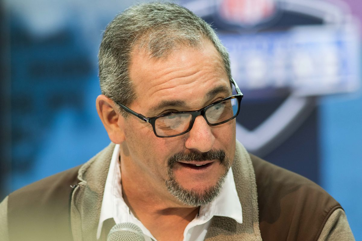 "5195bb68ea19 Dave Gettleman  Giants got ""legitimate value"" in return for Odell Beckham Jr ."