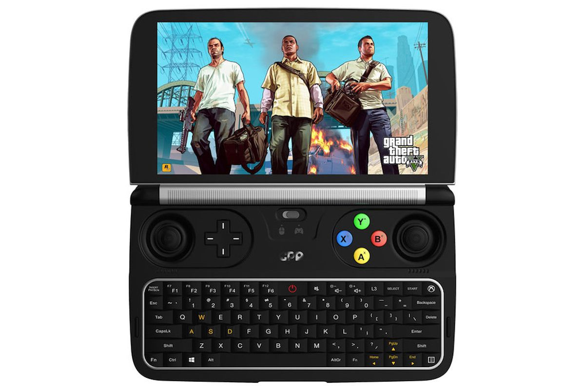 GPD Win 2 pocket gaming laptop announced for $649 - The Verge
