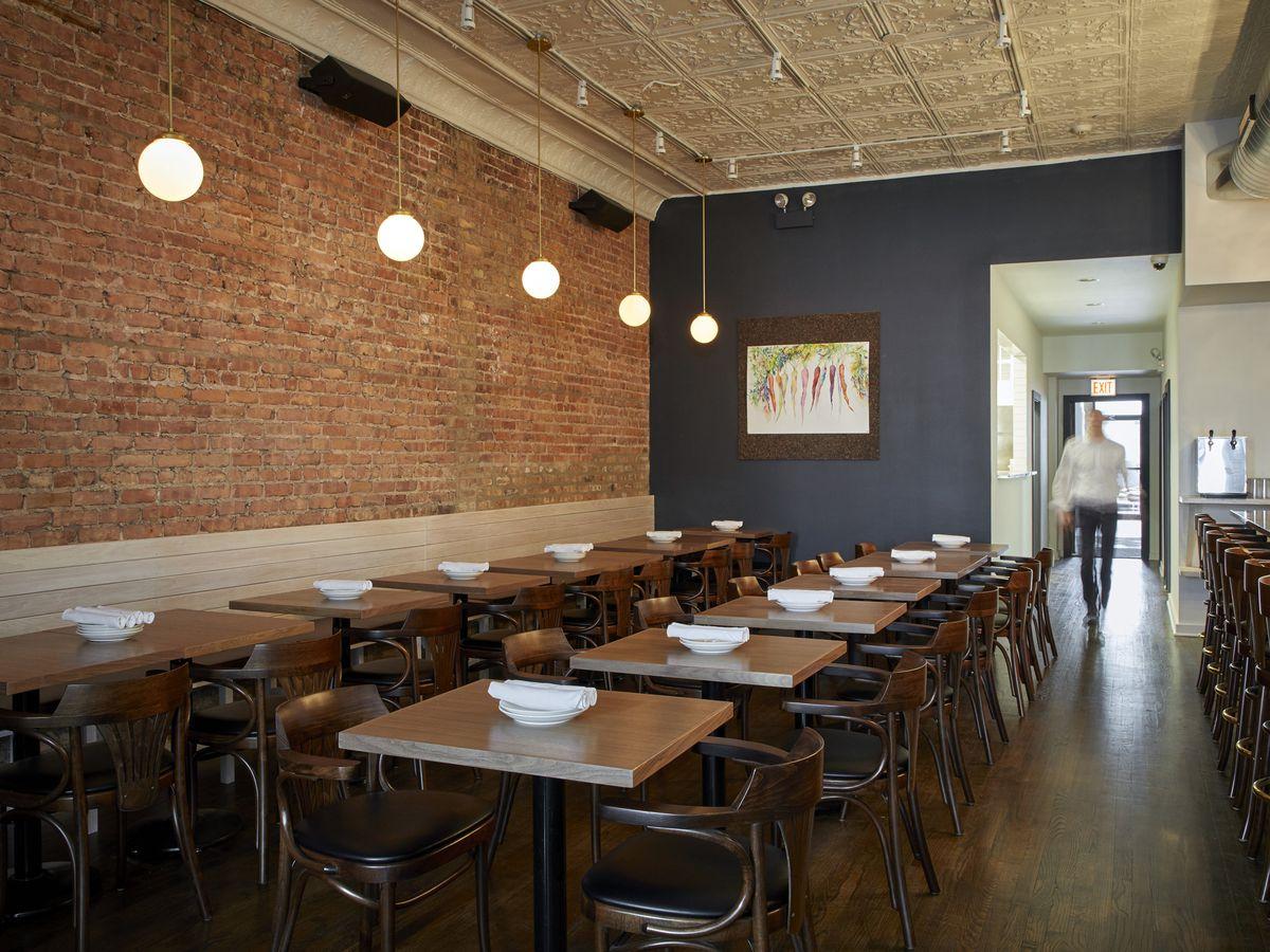 A bar interior