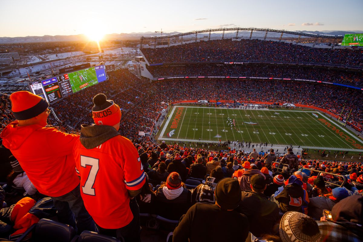 The Hazards of Mile High Stadium - Canal Street Chronicles