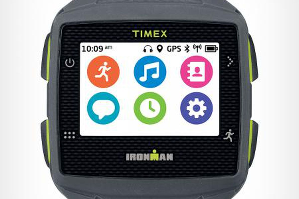 Introducing Timex® IRONMAN® ONE GPS+
