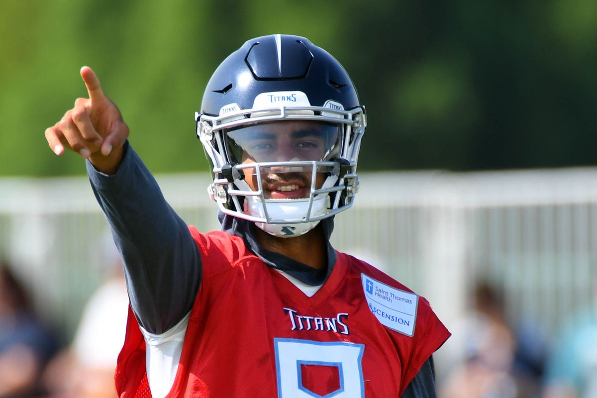 online store abfe3 8abf7 Titans Training Camp Preview: What to watch for as Mike ...