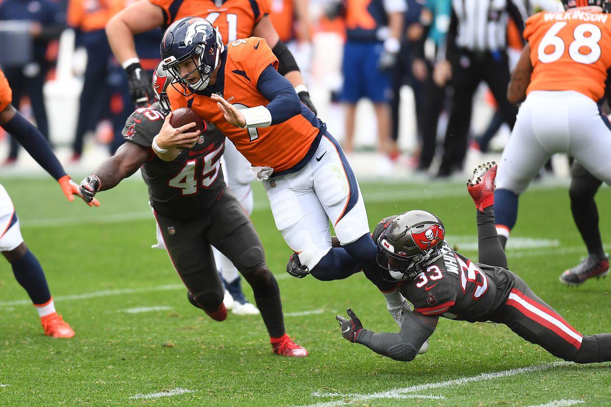 NFL: Tampa Bay Buccaneers at Denver Broncos