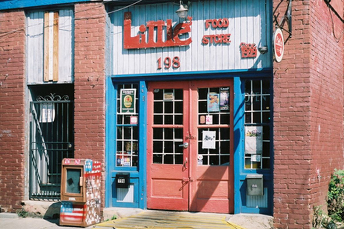Little's Food Store.