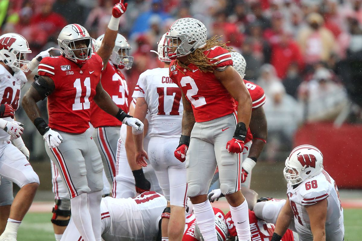 Advanced Analytics Preview Ohio State Wisconsin In 2019