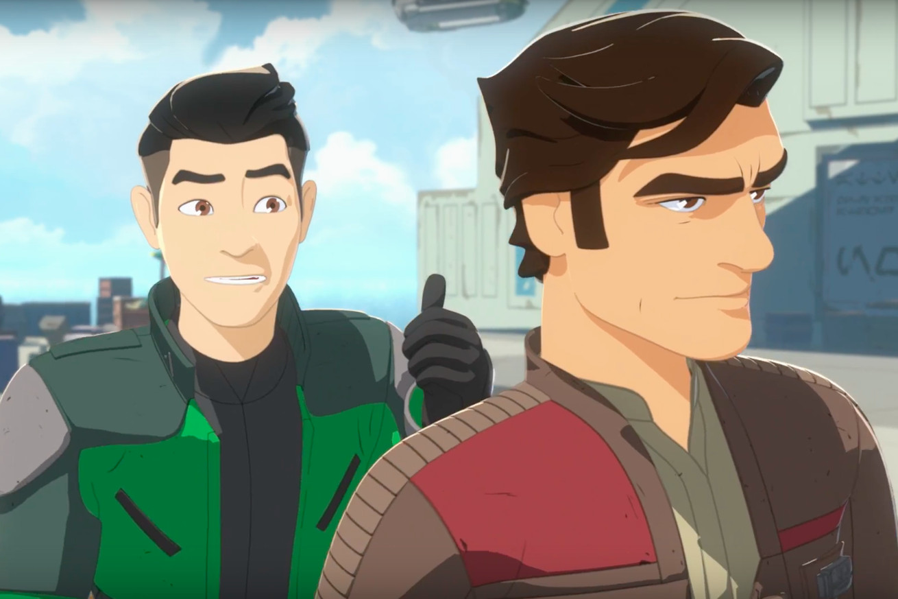 watch the first trailer for star wars resistance