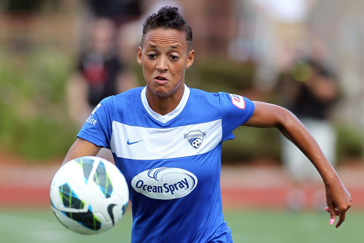 Player of the Year? Best XI Representative? We think the world of Lianne Sanderson--and expect her to accomplish it all in 2014.