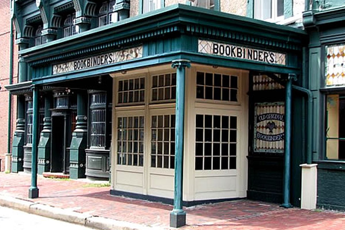 Jose Garces is taking over the legendary Bookbinder's