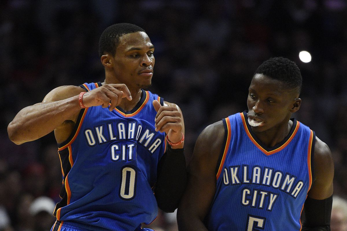 Why Russell Westbrook needs a healthy Victor Oladipo ...