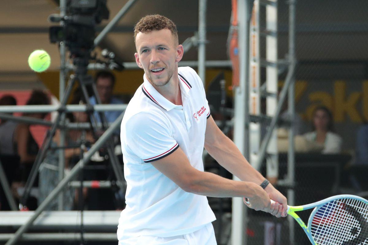 Gem Set Hrvatska - Top Croatian Stars Play Tennis For Petrinja, Clilic Foundation
