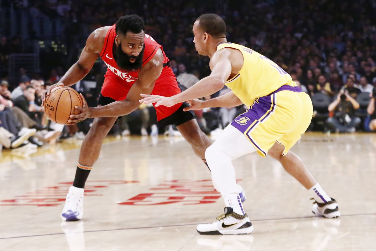 Rockets vs Lakers game thread - The Dream Shake