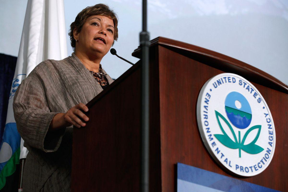 EPA Chief Lisa Jackson Marks 40th Anniversary Of The Clean Air Act