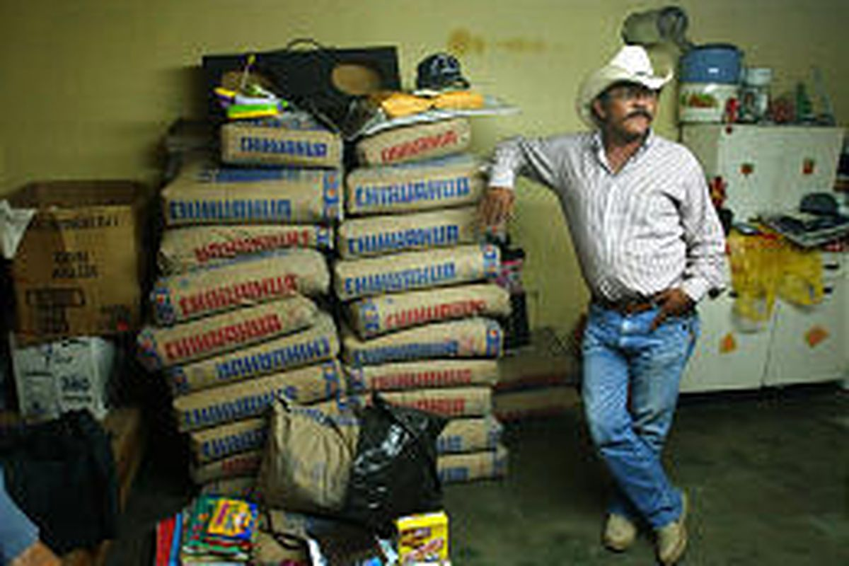 Humberto Fernandez-Vargas, now in Cuauhtemoc, Mexico, hopes to return to Ogden to be with his family.