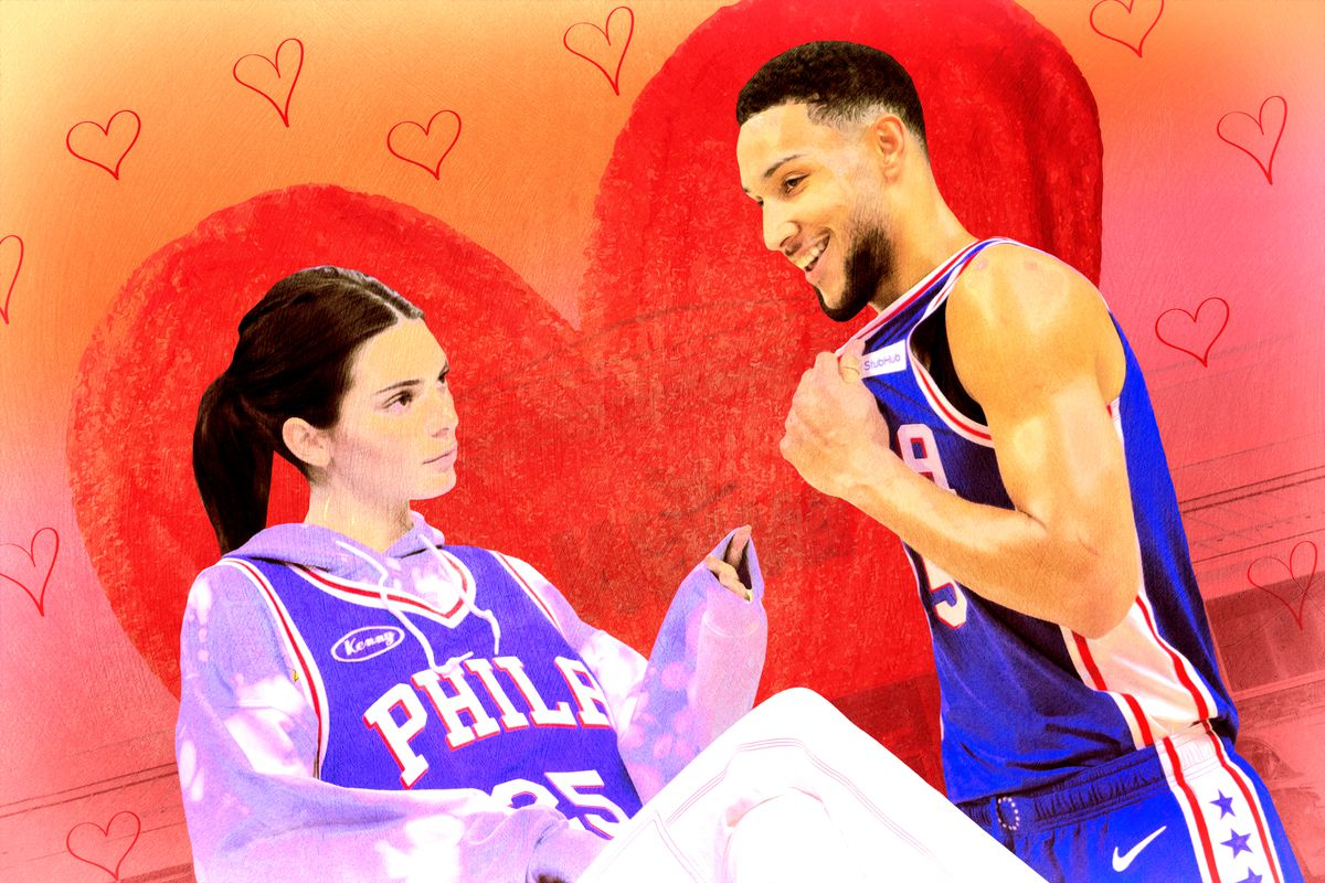 11288991d An Ode to Ben Simmons and Kendall Jenner
