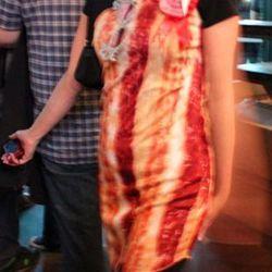 Bacon lady