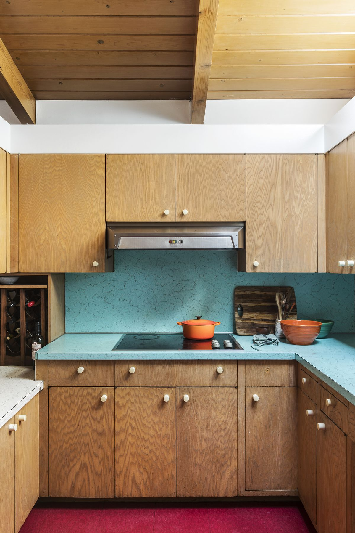 A Midcentury Modern Time Capsule Brings A Design Couple