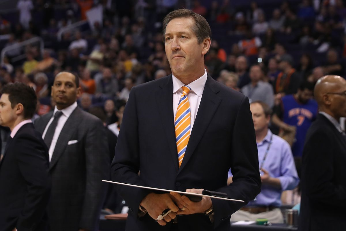 With Phil Jackson and the triangle offense gone Jeff Hornacek can
