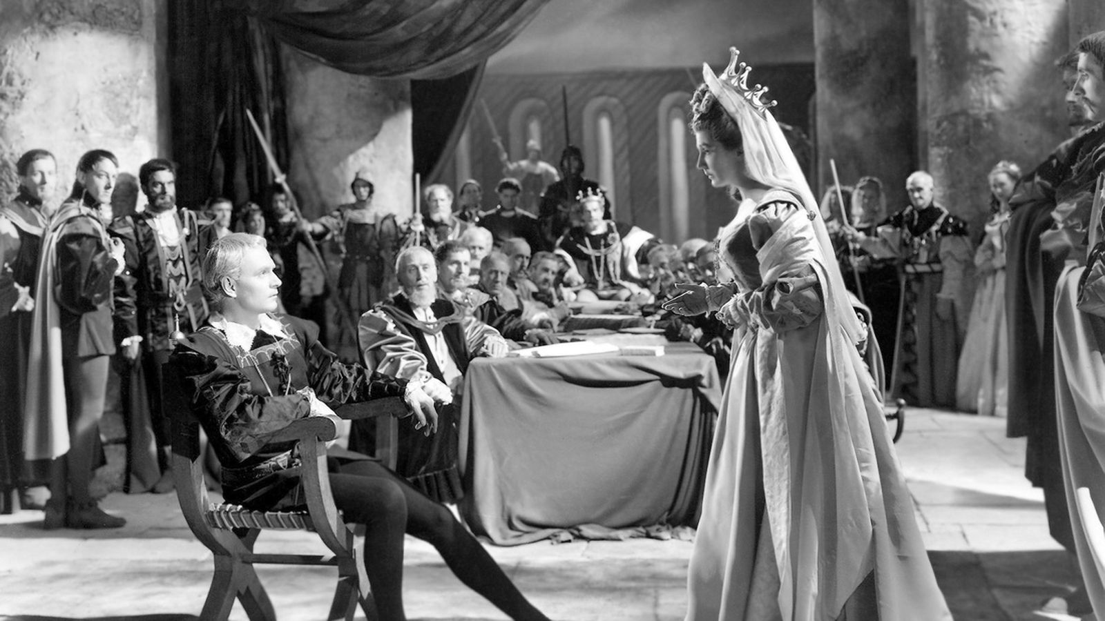 an analysis of the hamlet the movie First performed around 1600, hamlet tells the story of a prince whose duty to revenge his father's death entangles him in philosophical problems he can't solve shakespeare's best-known play is widely regarded as the most influential literary work ever written.