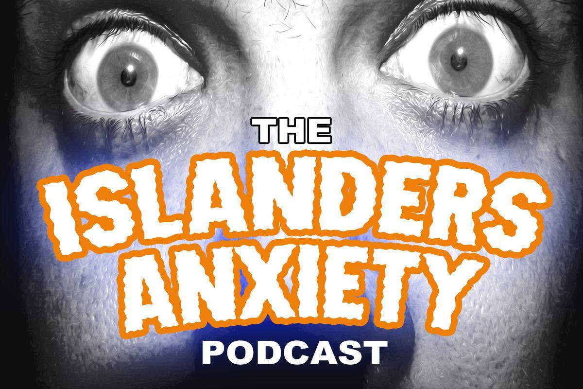 Islanders Anxiety Art