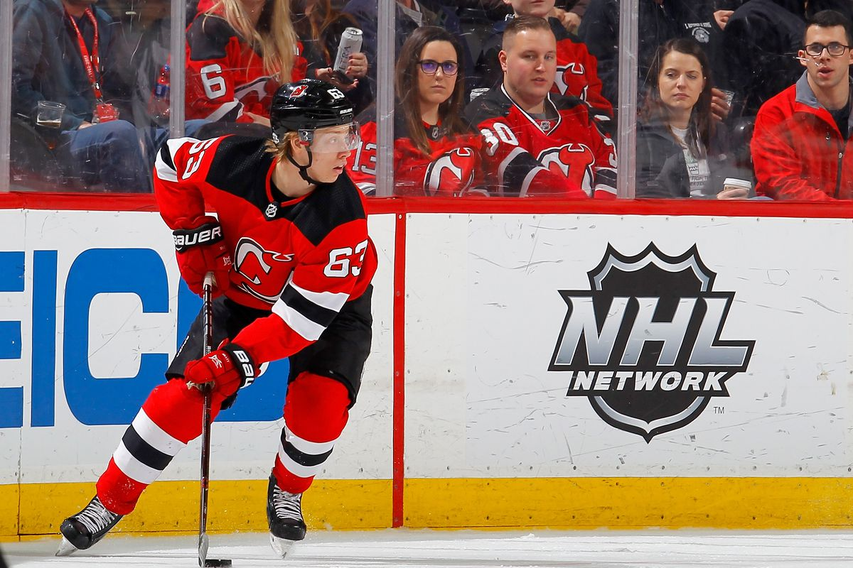new concept 15758 d3bec NJ Devils with the Most to Prove in 2018-19 Part 2: Players ...