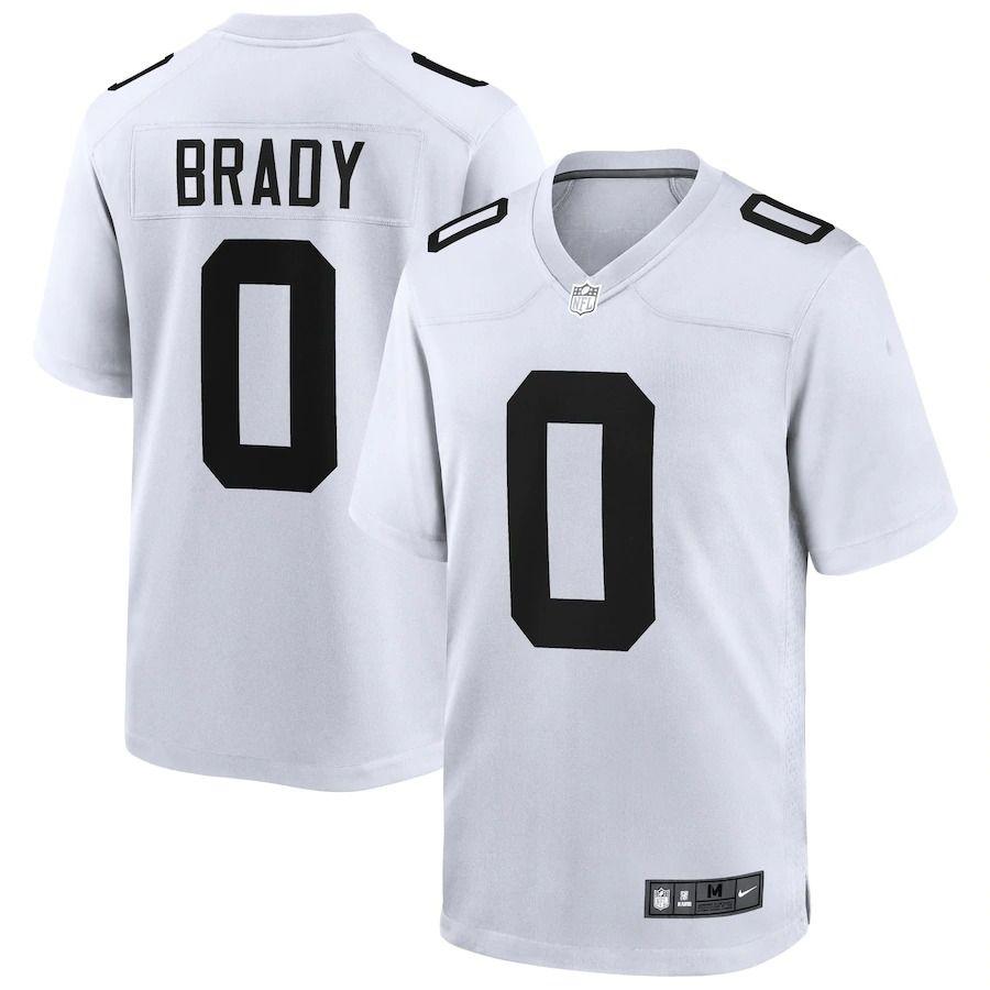 grey tom brady jersey