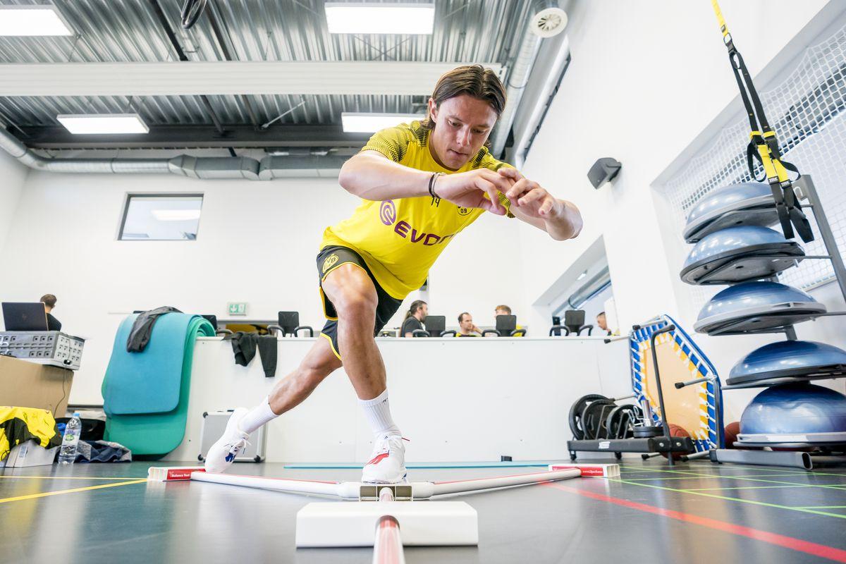 Borussia Dortmund - Training Session