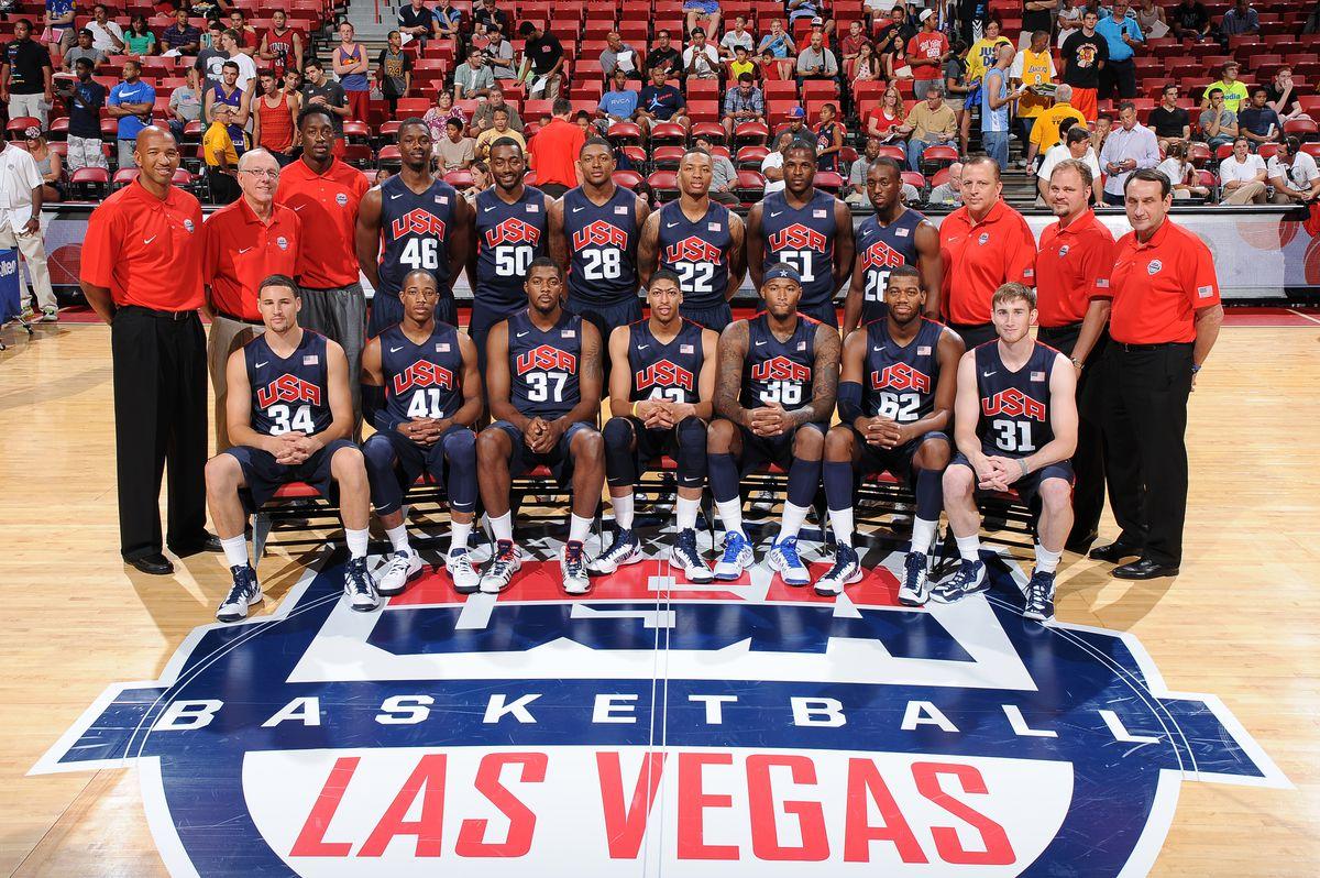 2013 USA Basketball Showcase