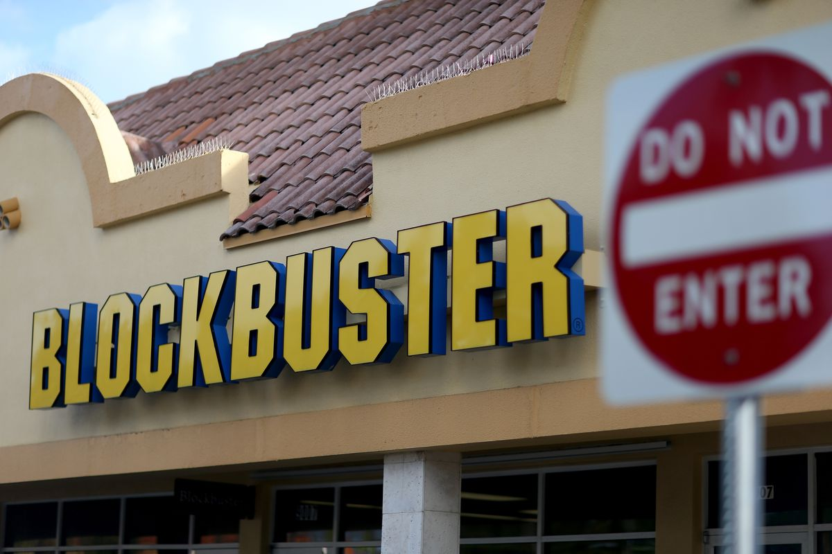 Blockbuster To Close All Its Remaining Stores