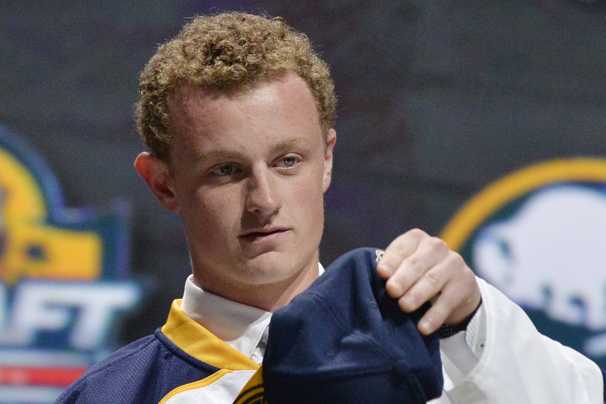 I will save you Sabres.