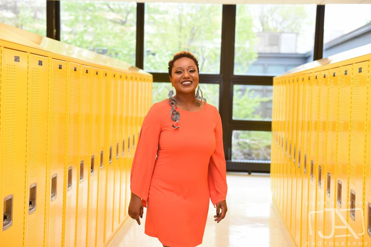 Beulah McLoyd is an executive director of program implementation at New Leaders and is a graduate of Aspiring Principals.