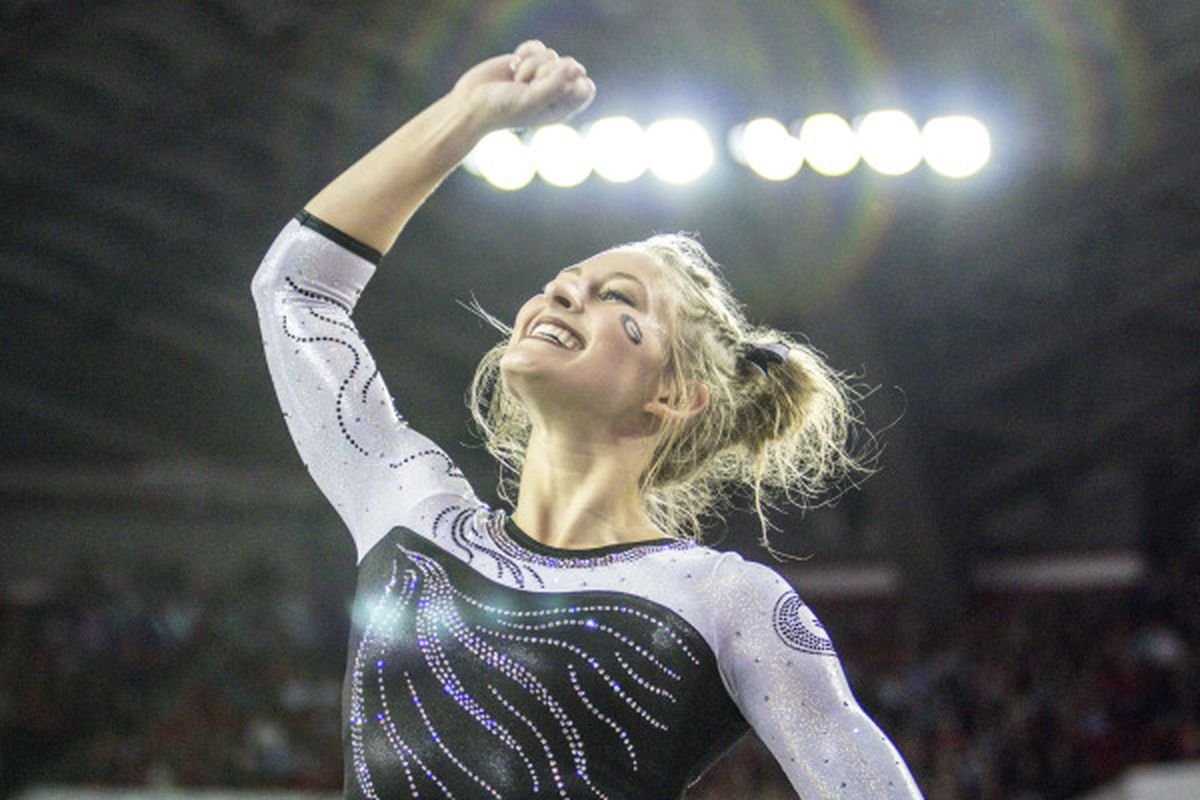 Uga 2017 Sec Championships >> Gym Dogs Finish 4th at SEC Championships - Dawg Sports