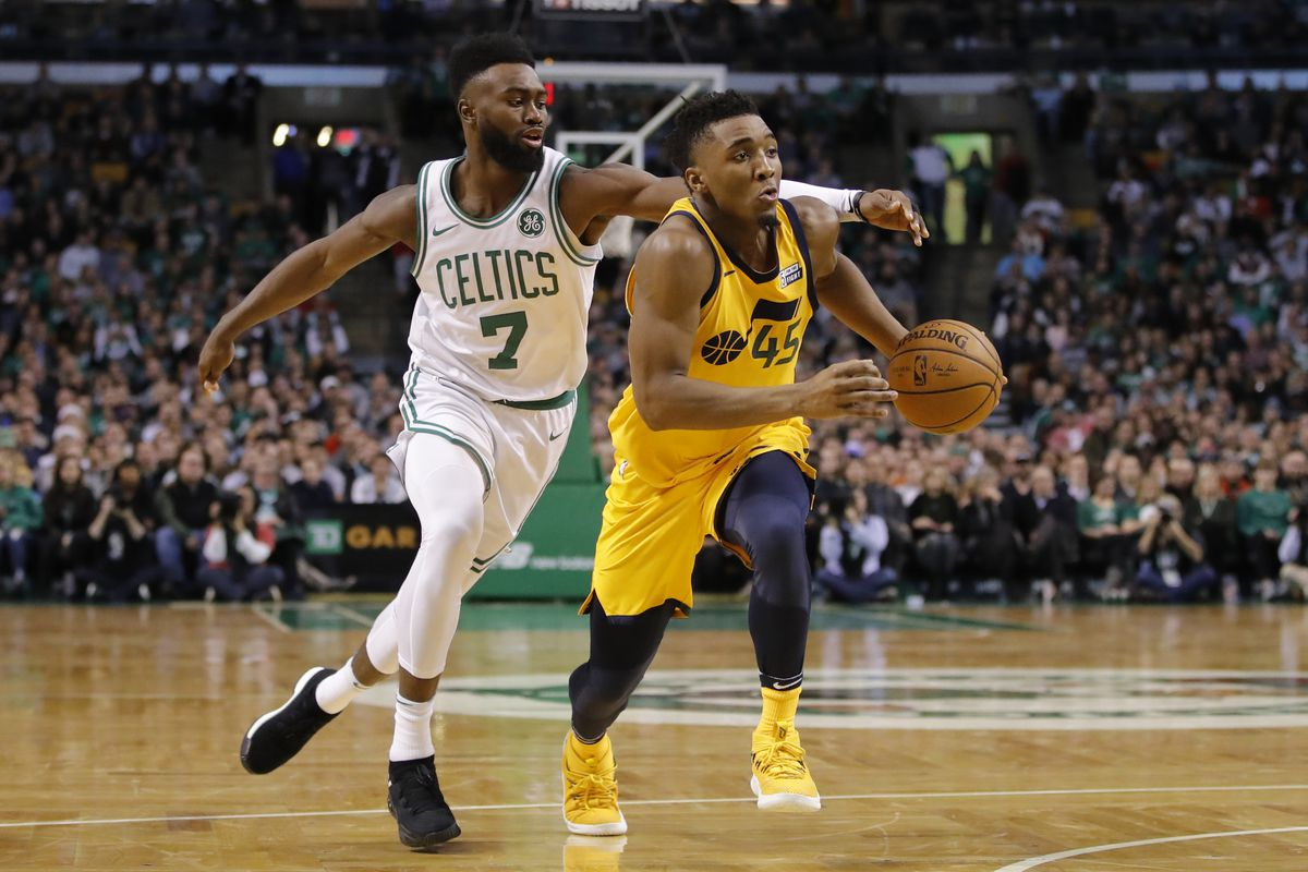 a84db6fc3 Depleted Celtics look to finish road trip on a high note vs Utah Jazz